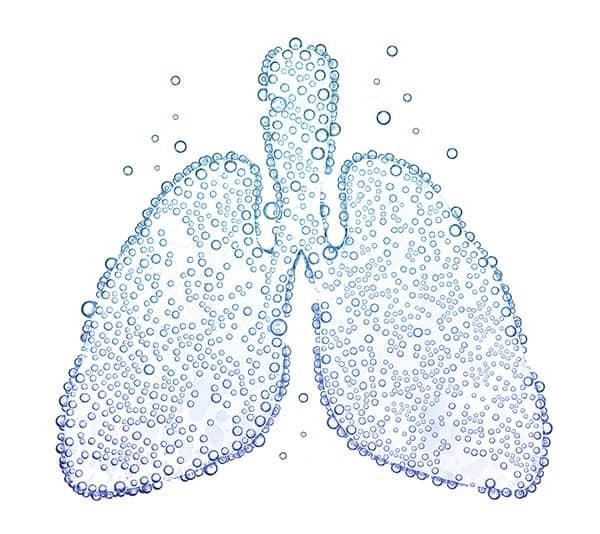 IHT/IHHT-Therapie Sauerstoff Lunge